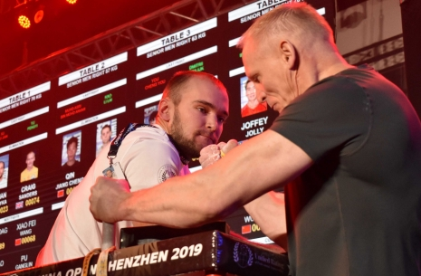 Roman Mantyka: I do not see any limit for myself # Armwrestling # Armpower.net