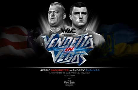 Vendetta in Vegas is coming! # Armwrestling # Armpower.net