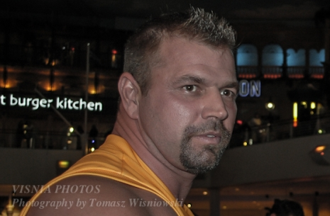 MONSTER Michael Todd about his starting plans for 2013 # Armwrestling # Armpower.net