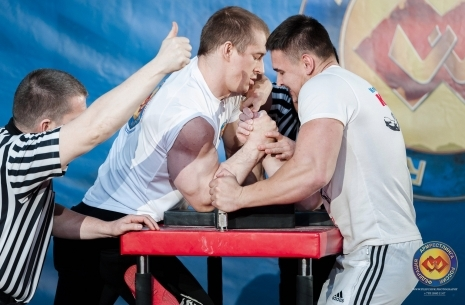 "Sergey Bogoslov: ""I'm ready to pull with any opponent"" # Armwrestling # Armpower.net"