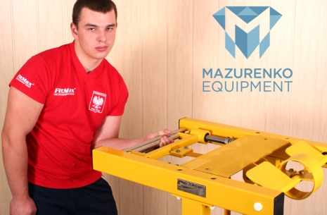 Train with Mazurenko equipment -   Big combine for fingers # Armwrestling # Armpower.net