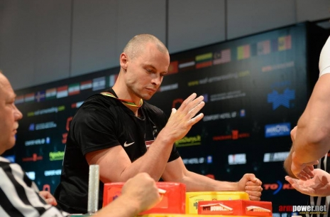 "Janis Amolins: ""Zloty Tur interests me no less than Vendetta"" # Armwrestling # Armpower.net"
