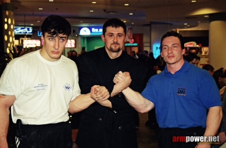 Zloty Tur, 2001 - The birth of the stars! # Armwrestling # Armpower.net