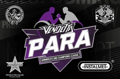 Para-Vendetta in the city of Grudziądz! # Armwrestling # Armpower.net