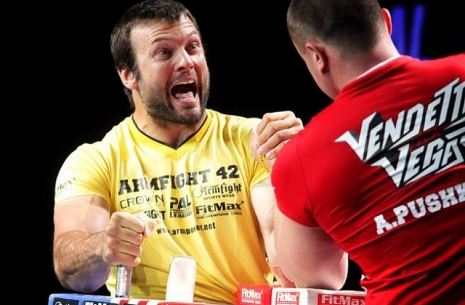 Armwrestlers, who changed the sport. Devon Larratt # Armwrestling # Armpower.net