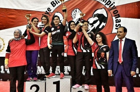 Turkish National Championships: review # Armwrestling # Armpower.net