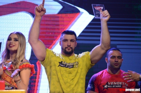 Evgeny Prudnik: I deserve to be among the champions # Armwrestling # Armpower.net