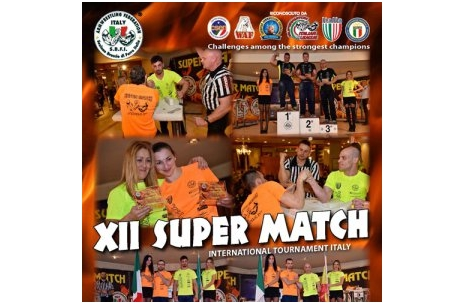 XII Super Match # Armwrestling # Armpower.net
