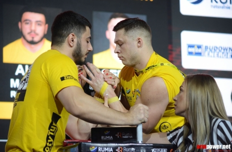 Sergey Kalinichenko: I will try to return my previous shape # Armwrestling # Armpower.net