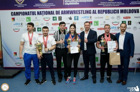 Updates of the Championship of Moldova # Armwrestling # Armpower.net