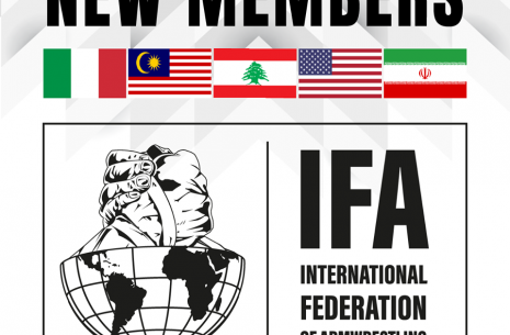 International Armwrestling Federation new members! # Armwrestling # Armpower.net