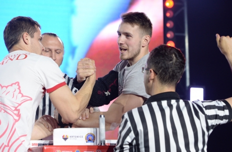 "Vladislavs Krasovskis: ""I knew that a real fight was waiting for me"" # Armwrestling # Armpower.net"
