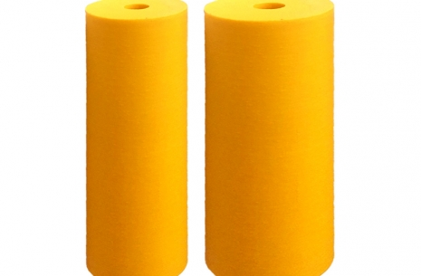 Yellow Roll Armwrestling Handle # Armwrestling # Armpower.net