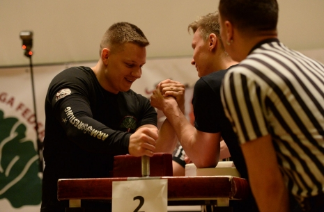 Riga Open 2019 - results # Armwrestling # Armpower.net
