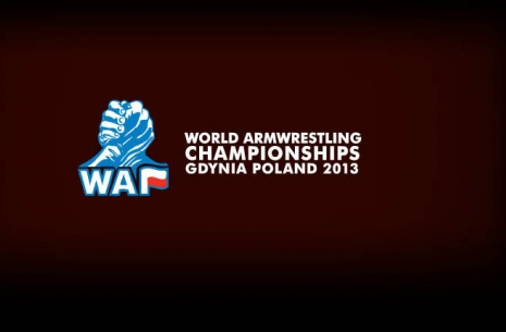 Very important announcement from the organizer of the upcoming World Championships! # Armwrestling # Armpower.net