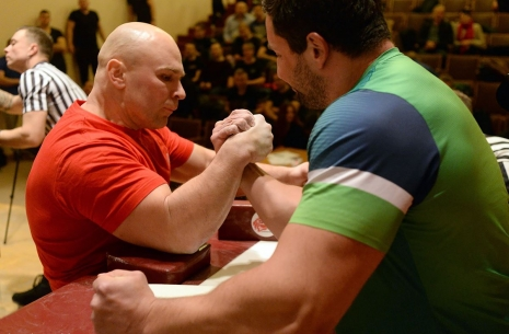 Normunds Tomsons: I will defend the first place in the ranking! # Armwrestling # Armpower.net