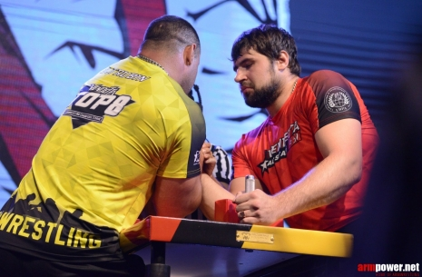 Vitaly Laletin: My losses are my motivation # Armwrestling # Armpower.net