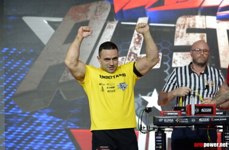 "Rustam Babayev: ""When you see the result of work, you believe in yourself even more!"" # Armwrestling # Armpower.net"