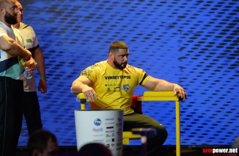 Trubin: Andrey Pushkar motivated me for growing # Armwrestling # Armpower.net