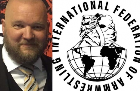 "ANDERS AXKLO: ""THE ARMWRESTLING WORLD HAS BEEN LONGING FOR FREEDOM""  # Armwrestling # Armpower.net"