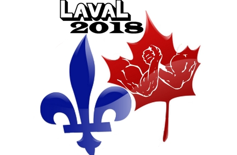 Laval 2018 # Armwrestling # Armpower.net