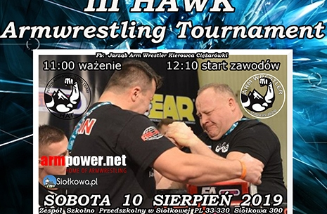 III HAWK Armwrestling Tournament # Armwrestling # Armpower.net
