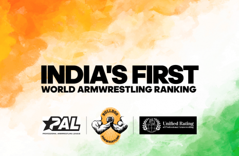 A Historic Partnership: PAL & Bulldog to Revolutionise Arm Wrestling in India # Armwrestling # Armpower.net