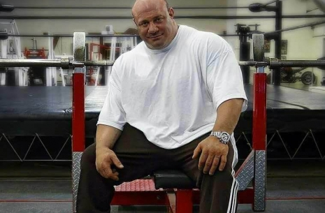 "Scot Mendelson: ""There's still lots sweat and blood to put in my new passion "" # Armwrestling # Armpower.net"