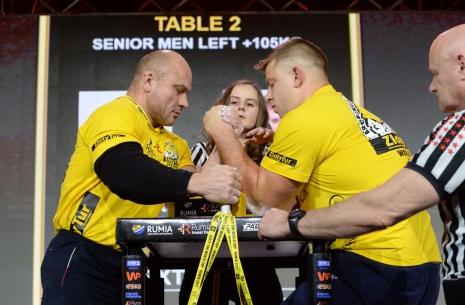 Zloty Tur-2017: left hand top-3 # Armwrestling # Armpower.net