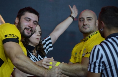 Krasimir Kostadinov: I want to qualify for the next year Top-8! # Armwrestling # Armpower.net