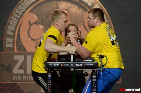 Dmitry Silaev: Each of the Top-8 is unique! # Armwrestling # Armpower.net