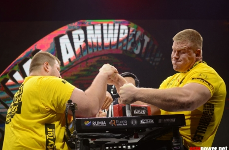 Deivydas Rimkus: I've been doing this for eight years # Armwrestling # Armpower.net