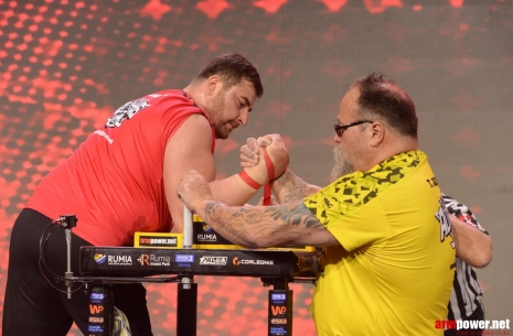 What if: Bresnan - Kvikvinia? # Armwrestling # Armpower.net