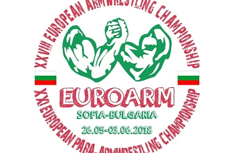 2018 EUROPEAN ARMWRESTLING & PARA-ARMWRESTLING CHAMPIONSHIP # Armwrestling # Armpower.net