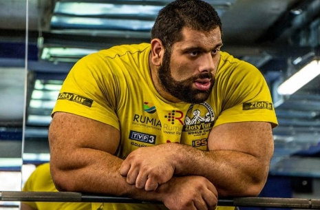 Levan Saginashvili: I have a plan - I want to be the best in the world!  # Armwrestling # Armpower.net