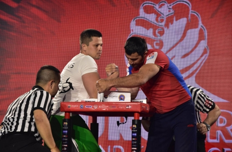 Victor Bratchenya: I do my best  to get the maximum number of people to know about armwrestling. # Armwrestling # Armpower.net