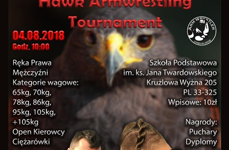 HAWK ARMWRESTLING TOURNAMENT  # Armwrestling # Armpower.net