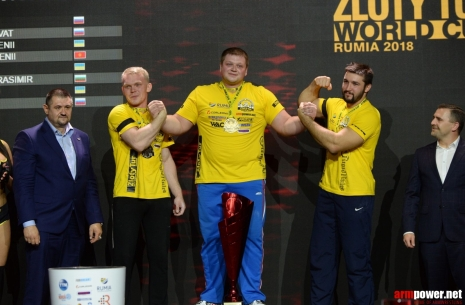 Dmitry Silaev: I'm getting ready for a tournament in China # Armwrestling # Armpower.net