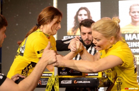 "Malin Kleinsmith: ""Armwrestling helped me to choose the right path in life"" # Armwrestling # Armpower.net"