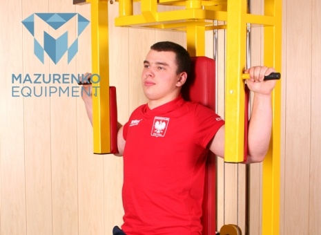 Train with Igor Mazurenko - Butterfly # Armwrestling # Armpower.net