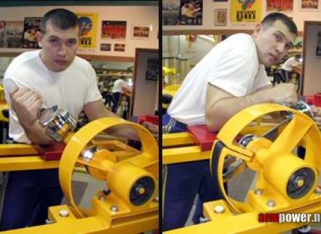 Evgeni Litovcev about his training # Armwrestling # Armpower.net
