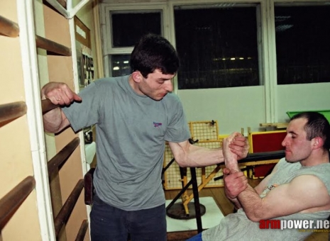 INTERESTING ARMWRESTLING EXERCISES  # Armwrestling # Armpower.net