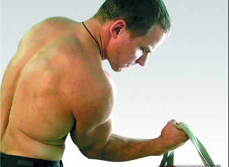 Tips from Vasily Kuzniecov # Armwrestling # Armpower.net