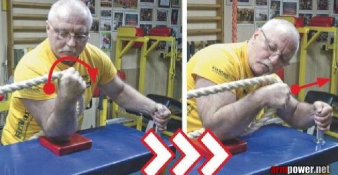 Упражнения для армрестлинга в картинках