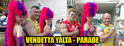 Vendetta Yalta - Parade