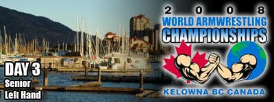 Worlds 2008 - Day 3
