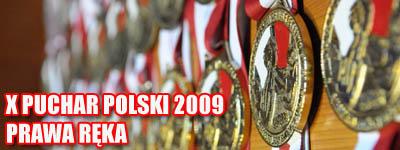 Puchar Polski 2009 - Prawa Reka