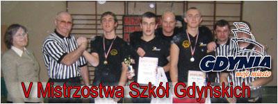 5 Mistrzostwa Szkół Gdyńskich