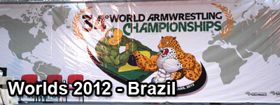 World Armwrestling Championships 2012