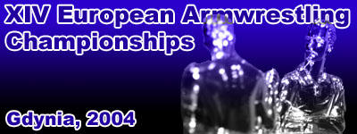 XIV European Armwrestling Championships